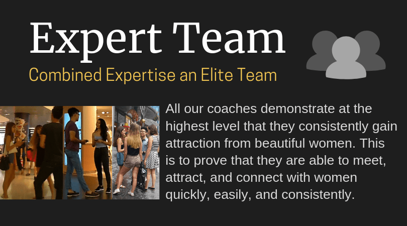 Combined Expertise of an Elite Team